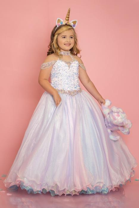 Sugar Kayne Girls Pageant Dress