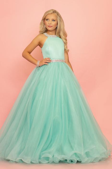 Sugar Kayne Girls Pageant Dress - WINNING GOWN