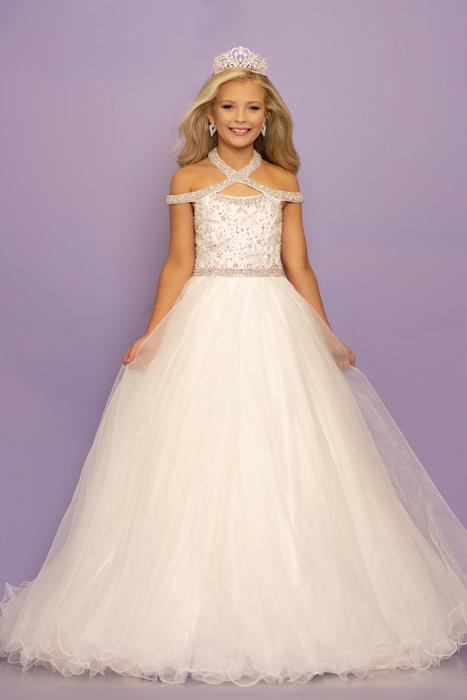 Sugar Kayne Girls Pageant Dress - WINNING GOWN!
