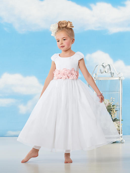 Cupids flower girls by marys q look bridal worcester ma prom l515 sweet beginnings mightylinksfo