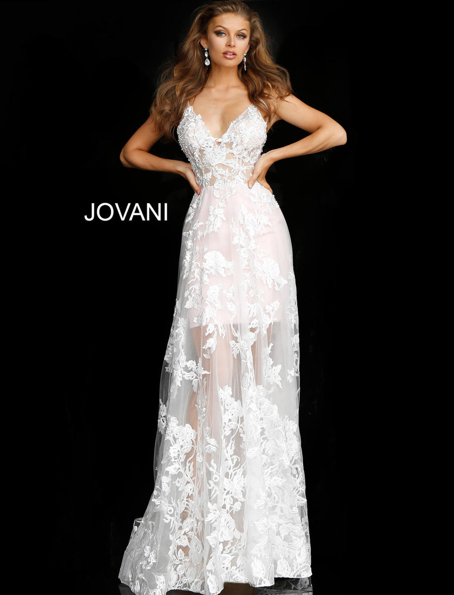 Jovani Wedding Gowns 67021
