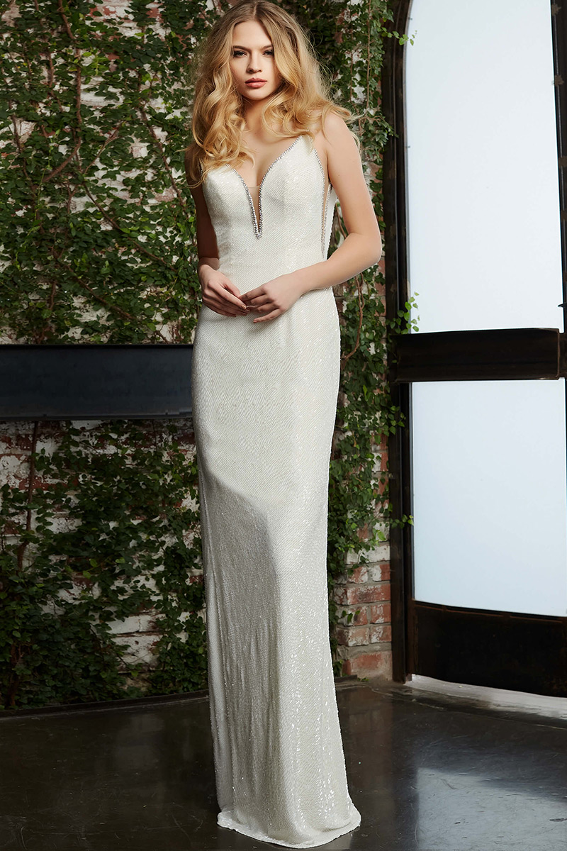 Jovani Wedding Gowns S03882
