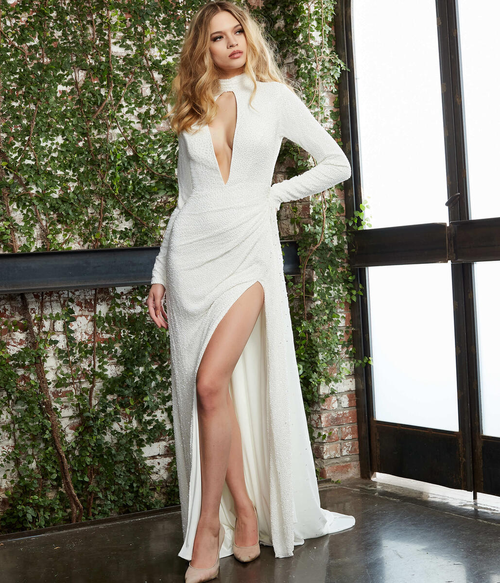 Jovani Wedding Gowns S04596