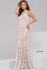 40610 Ivory/Nude front
