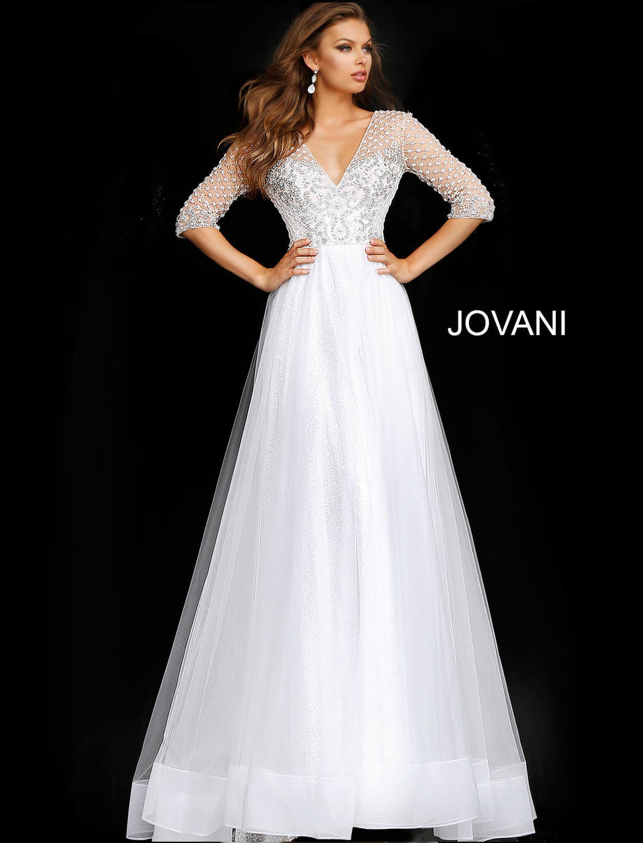 Jovani Wedding Gowns JB68168