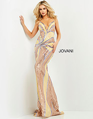 06757 Gold Print front