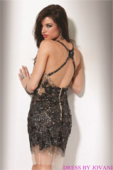 14338 Black/Nude back