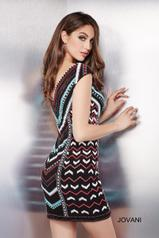 31268 Black/Multi back