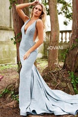47075 Soft Blue/Silver front