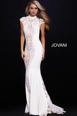 50727 Ivory/Nude front