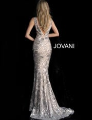 65578 Silver/Nude back