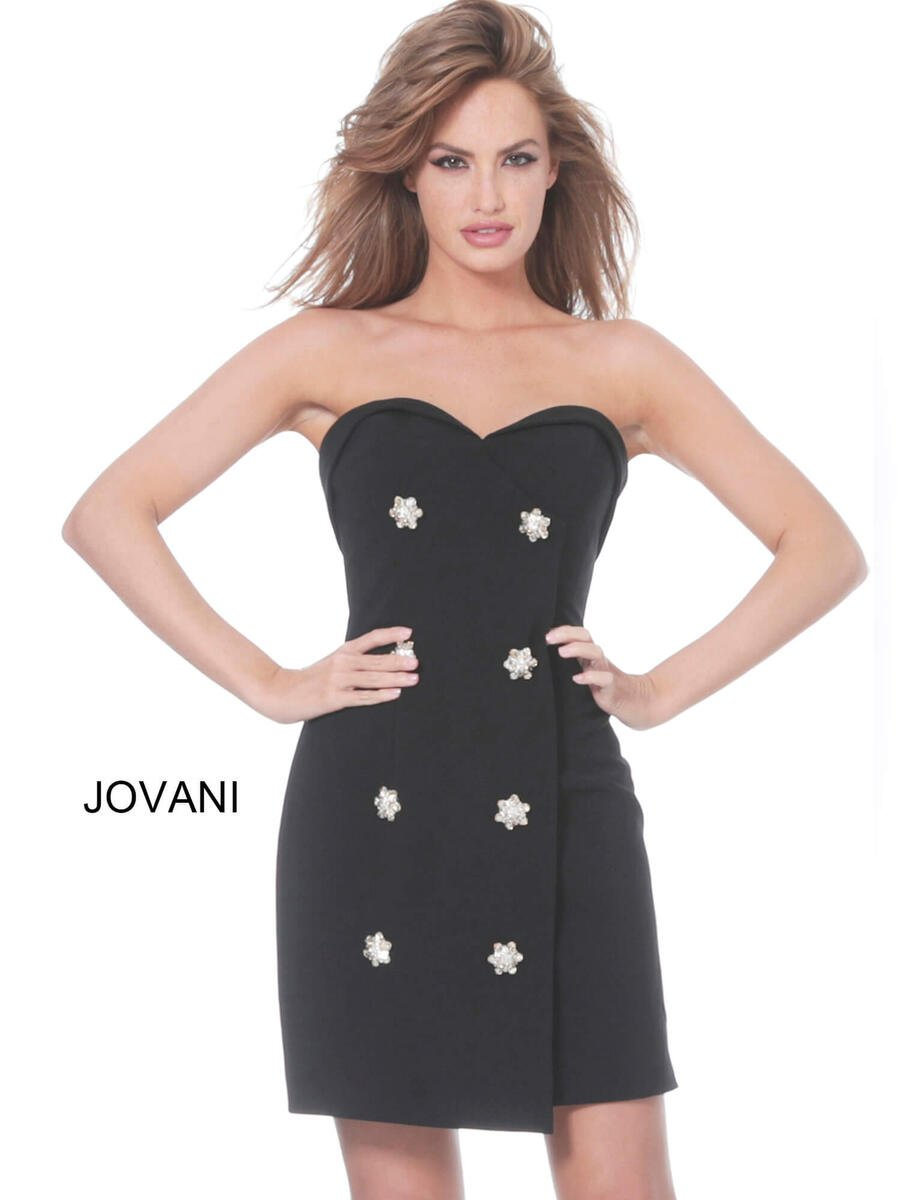 Jovani Short and Cocktail 00411