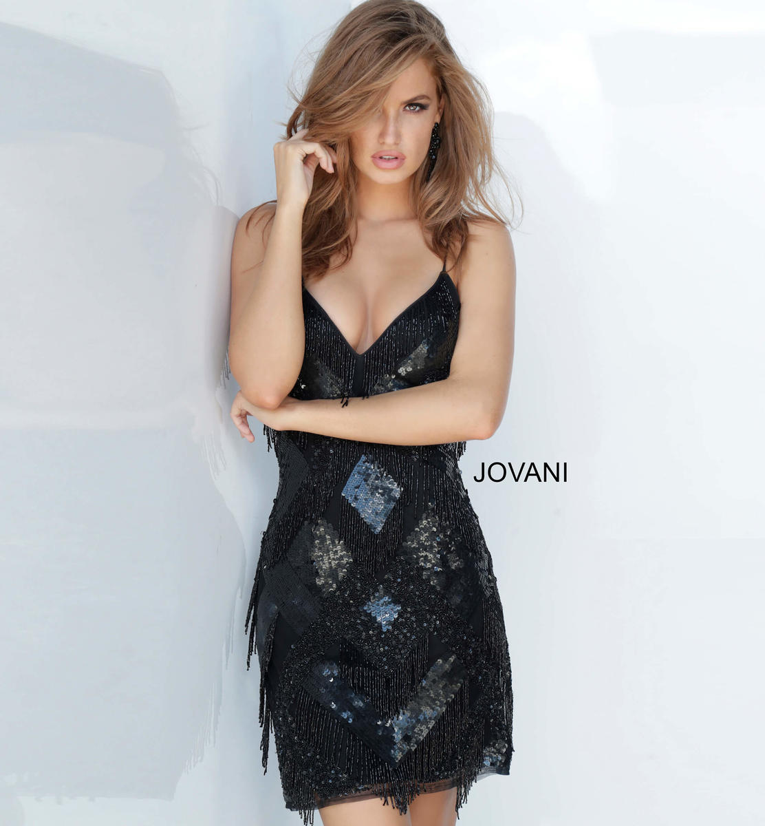 Jovani Short and Cocktail 00754