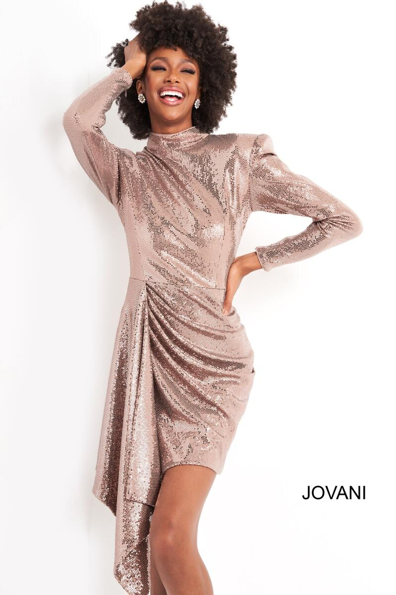 Jovani Short and Cocktail 04271