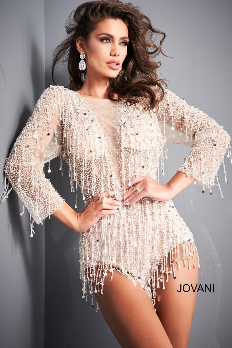 Jovani Short and Cocktail 04338