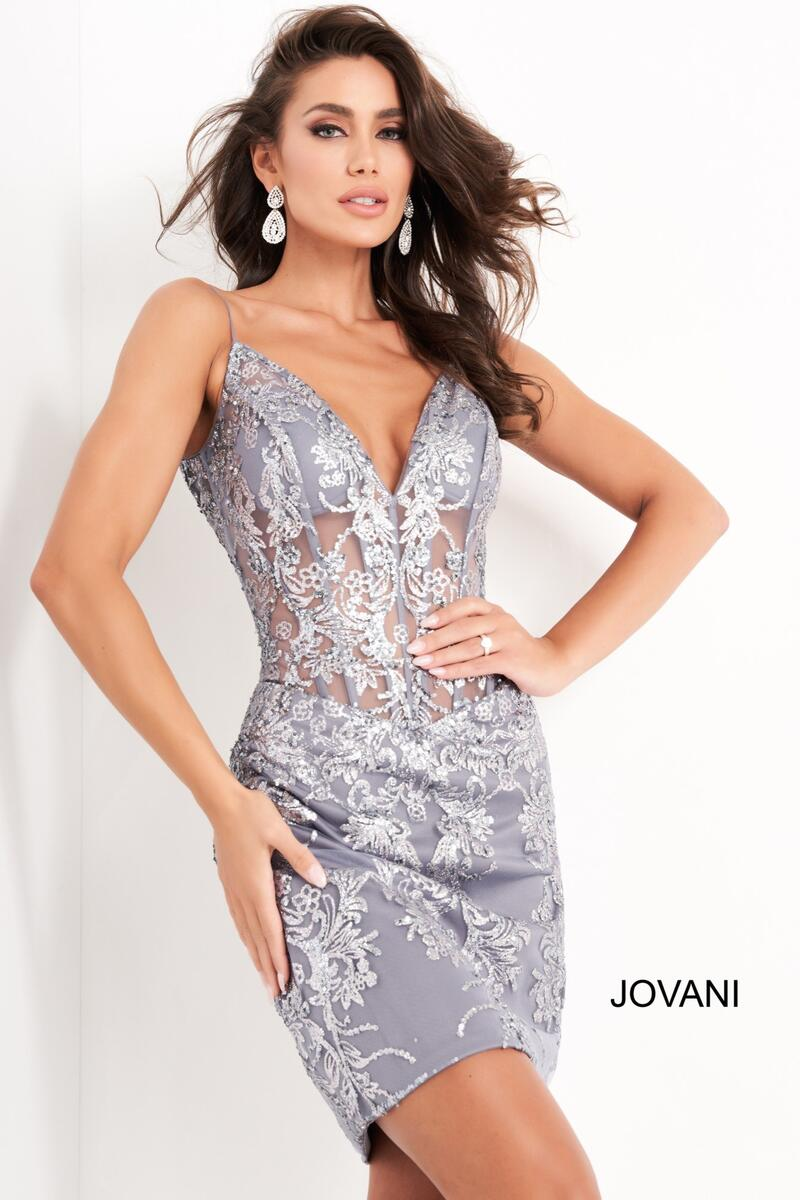 Jovani Short and Cocktail 04699