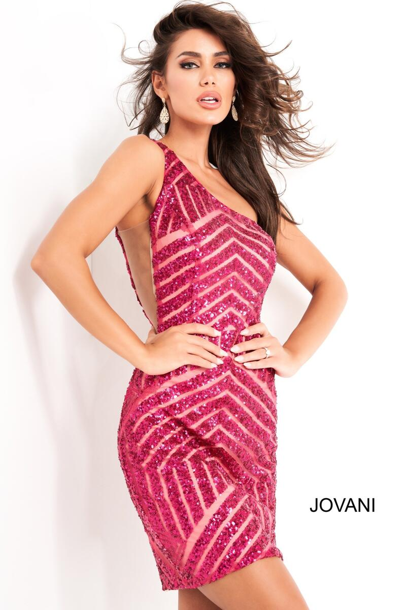 Jovani Short and Cocktail 06016