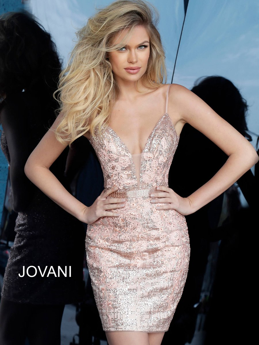 Jovani Short and Cocktail 1106