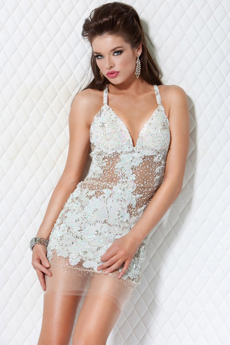 Jovani Short and Cocktail 14338