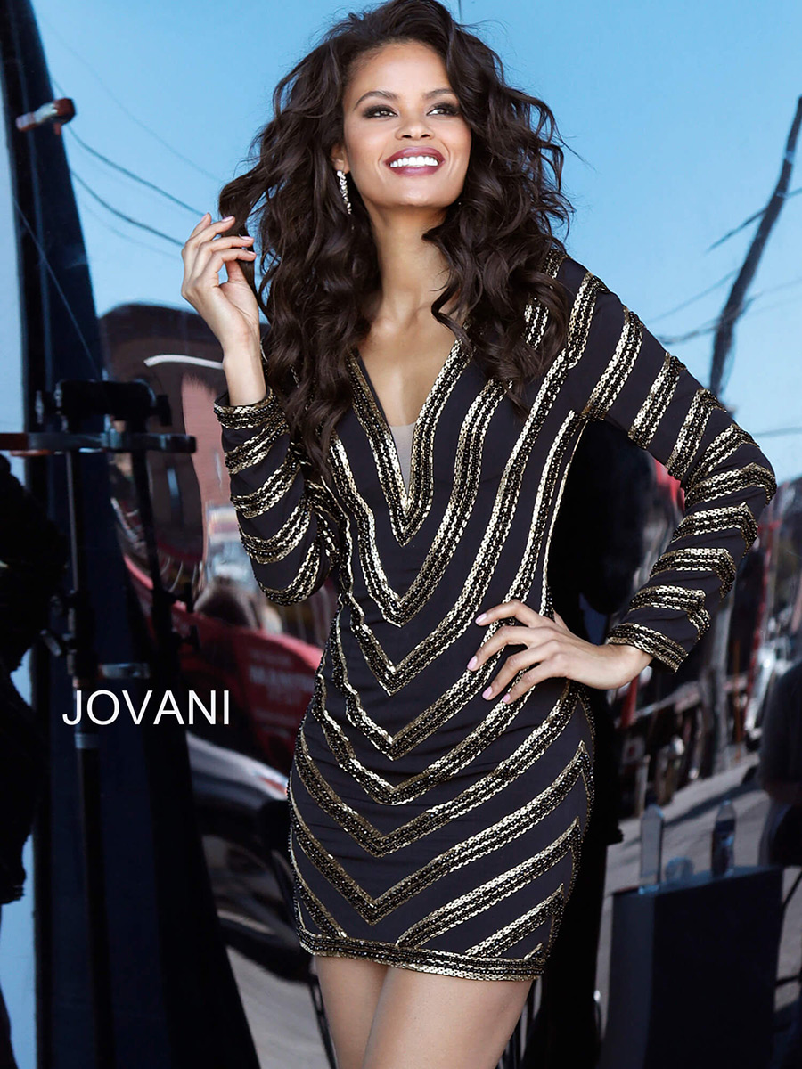Jovani Short and Cocktail 1761