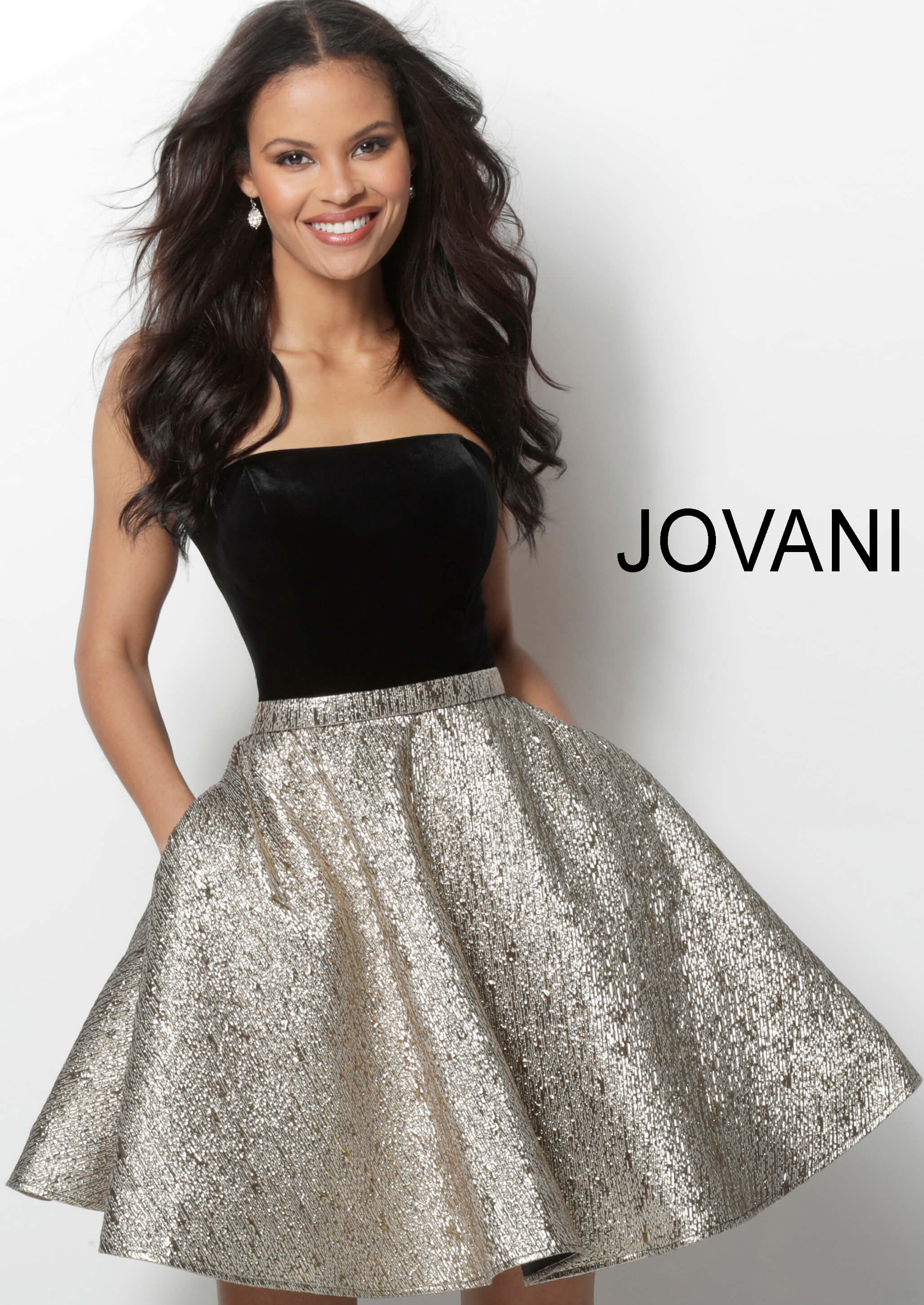 Jovani Short and Cocktail 61615