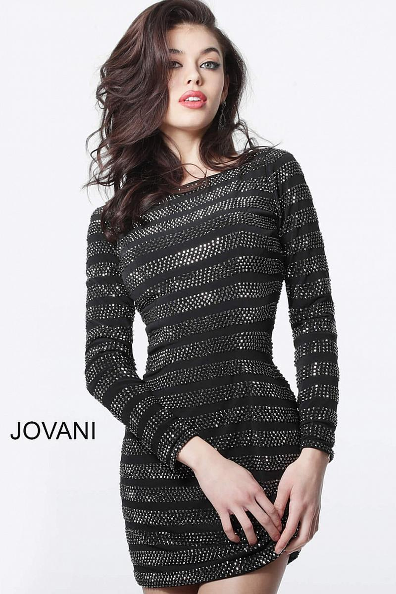 Jovani Short and Cocktail 61881