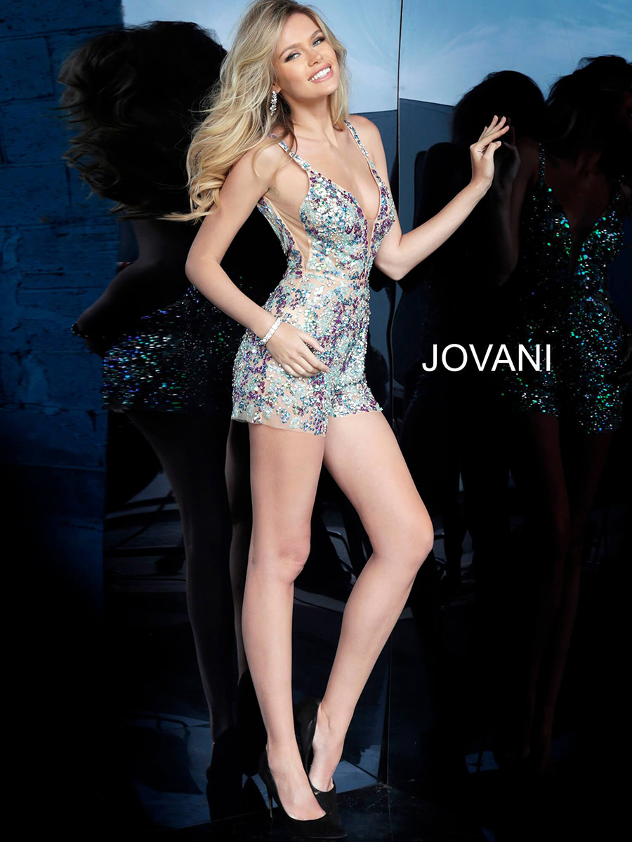 Jovani Short and Cocktail 62106