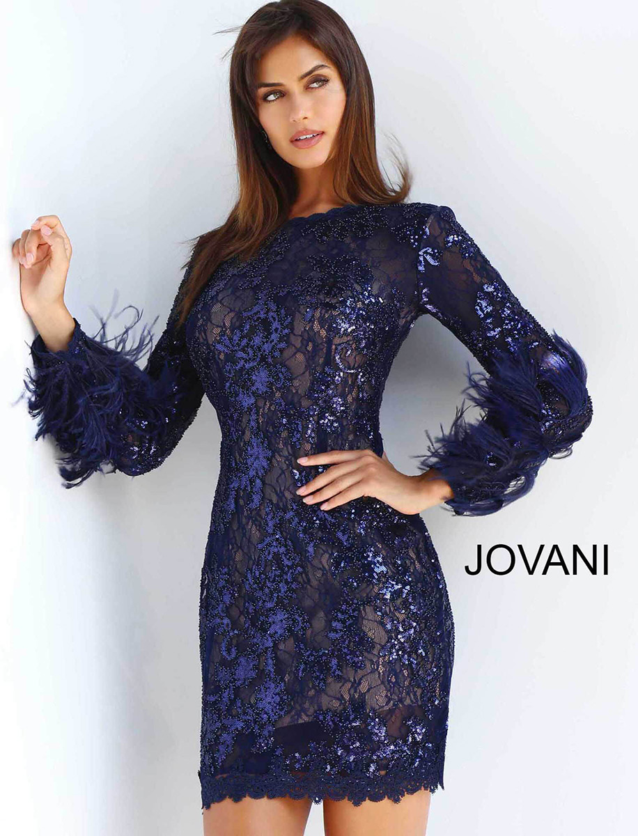 Jovani Short and Cocktail 63351