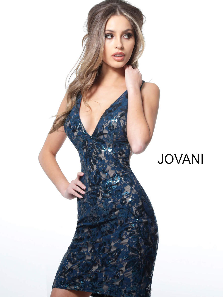 Jovani Short and Cocktail 66315