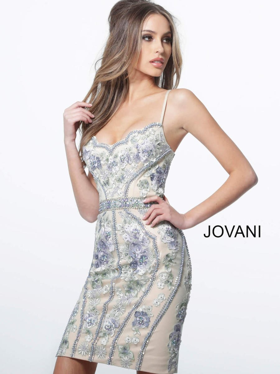 Jovani Short and Cocktail 66318