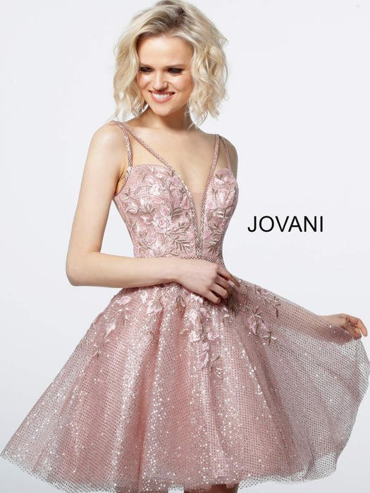 JVN Homecoming Dress by Jovani