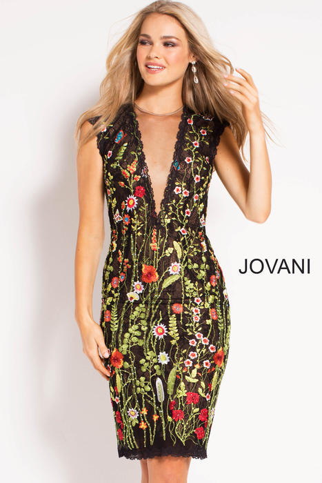 Jovani Short & Cocktail