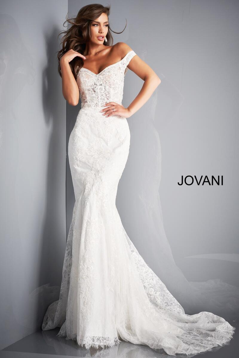 Jovani Wedding Gowns JB2493
