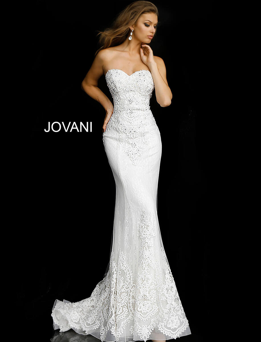 Jovani Wedding Gowns JB37043