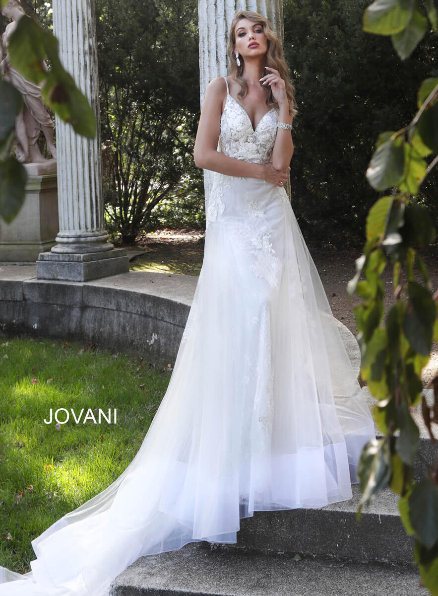 Jovani Wedding Gowns JB65930