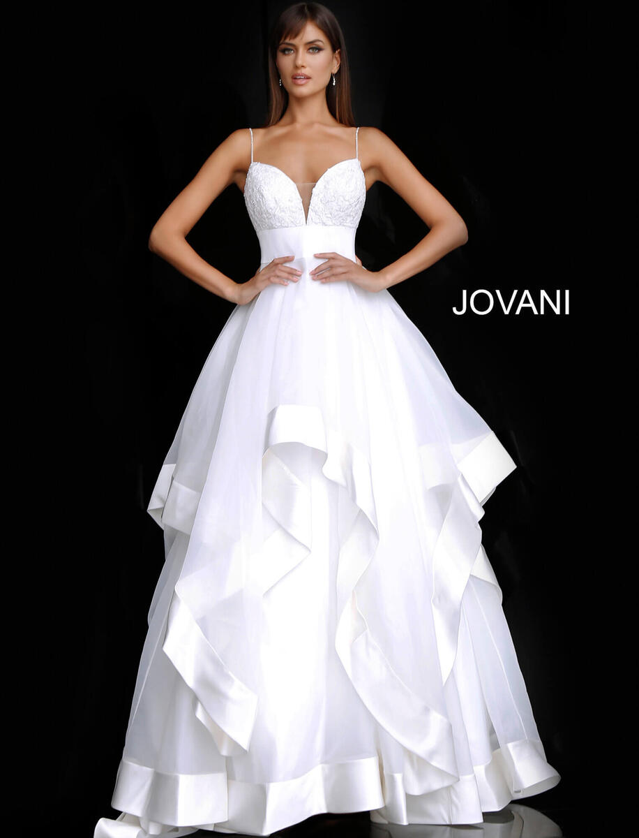 Jovani Wedding Gowns JB68160