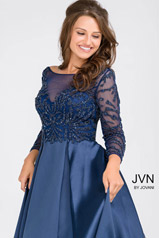 JVN48833 Navy detail