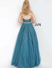 JVN00923 Teal back
