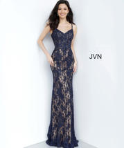 JVN02013 Navy/Nude front
