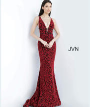 JVN03169 Black/Red front