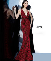 JVN03169 Black/Red multiple