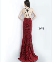 JVN03169 Black/Red back