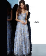 JVN2155 Blue multiple