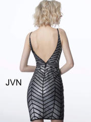 JVN2245 Black/Gunmetal back