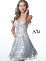 JVN2451 Silver front