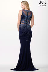 JVN34013 Navy back