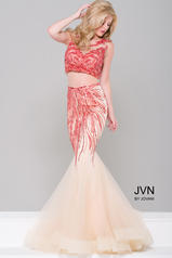 JVN36772 Nude/Red front