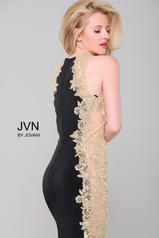 JVN40890 Black/Gold back