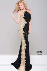 JVN40890 Black/Gold front
