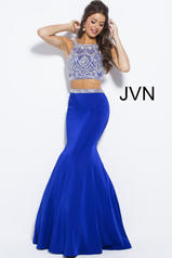 JVN41441 Royal/Silver front